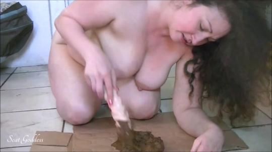 Scat Porn: FUCK MY Shit - Solo Scat (FullHD/1080p/802 MB) 15.12.2016