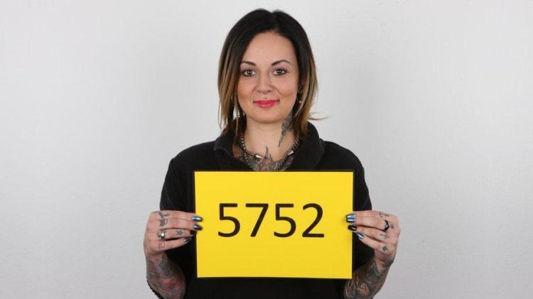 Martina (5752) - Casting / 14 Dec 2016 [CzechAV, CzechCasting / SD]
