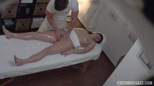 CzechMassage, Czechav: Czech Massage - Part 286 - Brunette (FullHD/1080p/358 MB) 19.12.2016