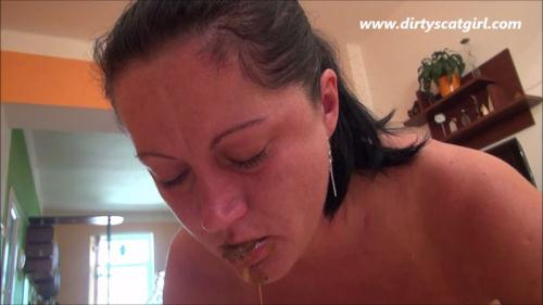 Scat [Dirty Deepthroat] HD, 720p