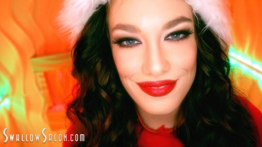 SwallowSalon: Bobbi Dylan Stops By The Salon To Give Some Head (SD/360p/142 MB) 25.12.2016