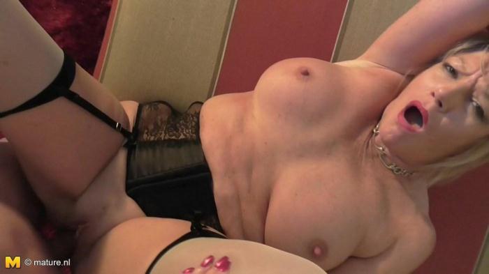 Mature.nl - Amy (EU) (52) - Mature with Big Tits [FullHD, 1080p]