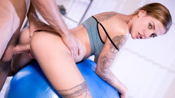From Yoga to Anal With the Flexible Silvia Dellai: Silvia Dellai - Private 1080p