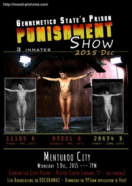 M00d-P1ctur3s: The Prison Punishment Show (SD/360p/341 MB) 01.12.2016