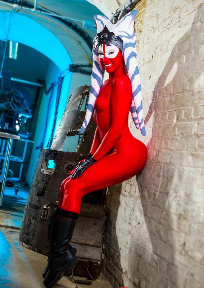 DigitalPlayGround: Aria Alexander - Star Wars Underworld: A XXX Parody Scene 1  [HD 720p]