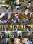 MyDirtyHobby: Lara-CumKitten - Wahnsinns Jeans Piss mit geilem Facial Quickie (2016/HD)