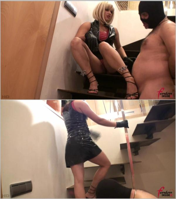 Mistress Karen - Cock And Balls Pleasure  (FemdomInsider/FullHD/1080/295 MB) from Rapidgator
