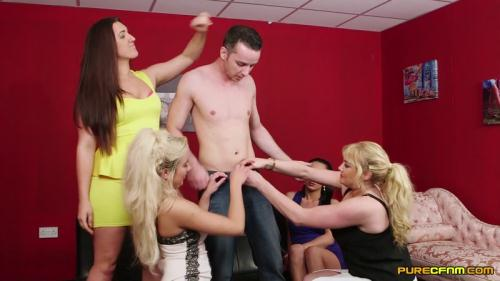 Lois Loveheart, Queenie C, Samanta Blaze, Summer Daniels - Break Up Sex [FullHD, 1080p] [PureCFNM.com]