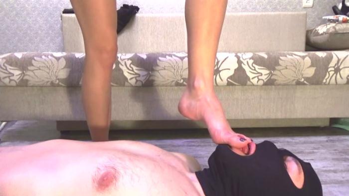Mistress Emily - A huge shit - Femdom Scat (Scat Porn) FullHD 1080p