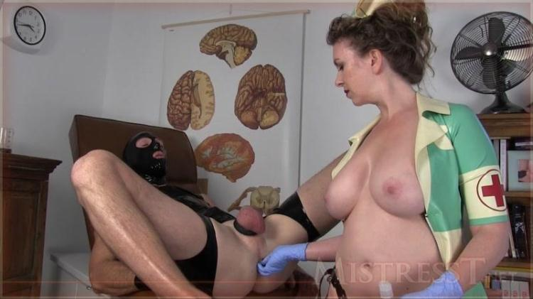 Kinky Prostate Exam / 15 Dec 2016 [MistressT, Clips4sale / HD]