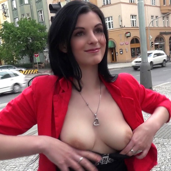 PublicPickUps/Mofos - Alice Nice [Czech Gal Gets Picked Up] (SD 480p)