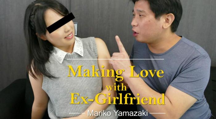Mariko Yamazaki - Making Love with Ex-Girlfriend [SD/540p/949 MB]