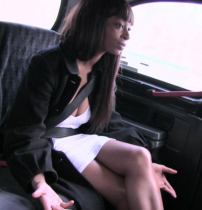 FakeTaxi: Lola - New Years Ebony is Ready to Party  [FullHD 1080p]  (Public)
