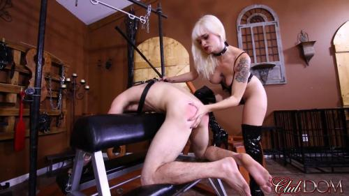 Dahila Rain & Lydia Supremacy Caning [FullHD, 1080p] [Female Domination]