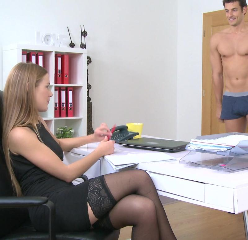 FemaleAgent: Alexis Crystal, Jay Smooth - American Stud Cums on Agents Face  [FullHD 1080p] (1.23 GiB)