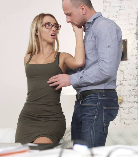 TeensAnalyzed.com: Katrin Tequila - She has a thing for her boss (2016/FullHD)