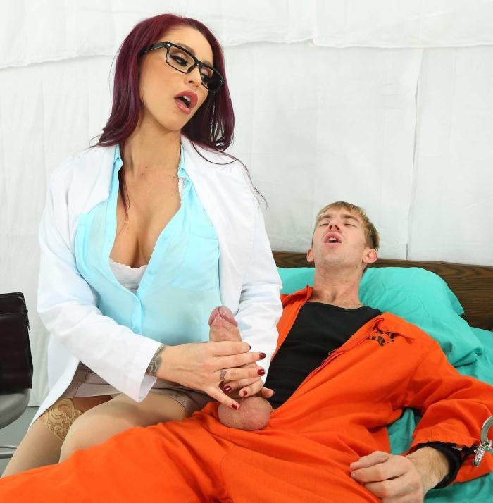 DoctorAdventures/Brazzers: Monique Alexander - Jailhouse Fuck Three  [HD 720p]  (Milf)