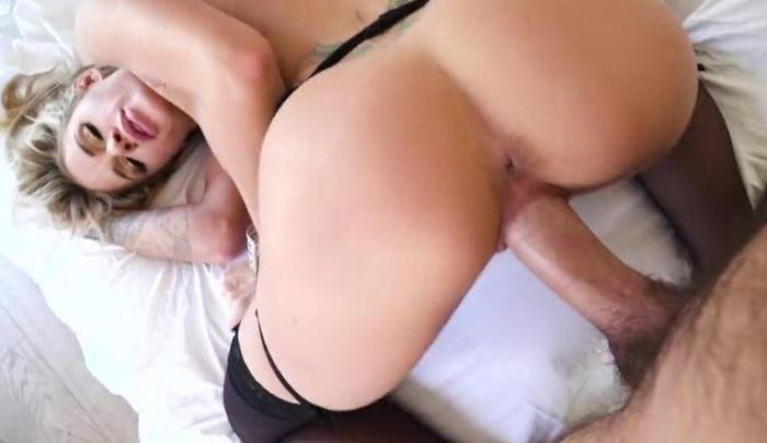 EvilAngel.com - Jessa Rhodes, Manuel Ferrara - Potty-Mouth Blonde Fucks Hung Daddy [SD, 400p]