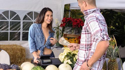 RealWifeStories.com / Brazzers.com [Eva Lovia - The Farmer\'s Wife] SD, 480p