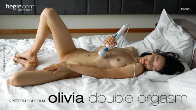 Double Orgasm - Olivia / 30.08.2016 [Hegre-Art / FullHD]