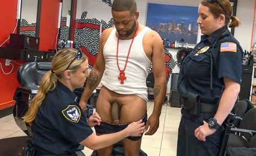 Maggie Green, Joslyn - Robbery Suspect Apprehended (BlackPatrol) [FullHD 1080p]