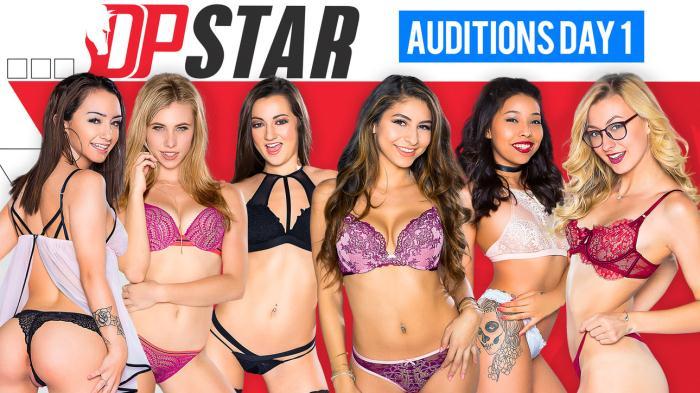 DigitalPlayGround - Alexa Grace,Anya Olsen,Lily Adams,Nina North - DP Star 3 Audition Episode 1  (720p / HD)