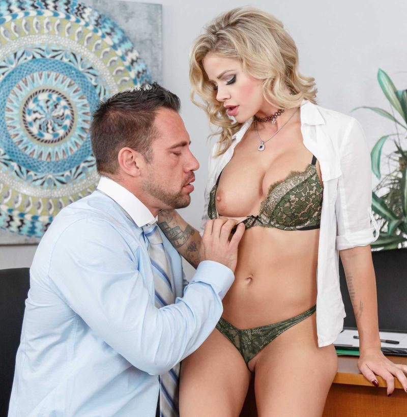 Jessa Rhodes - Naughty Office  (2016/NaughtyOffice/Naughtyamerica/HD/720p)