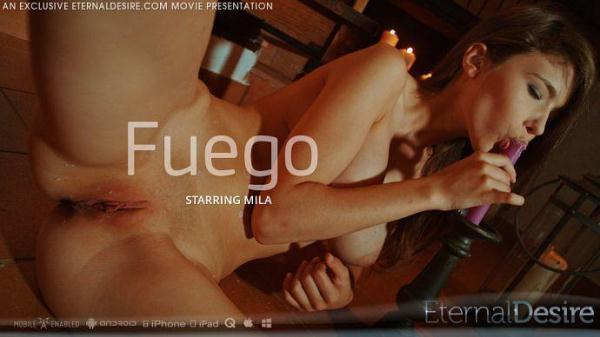 Mila - Fuego - EternalDesire.com / MetArt.com (FullHD, 1080p)