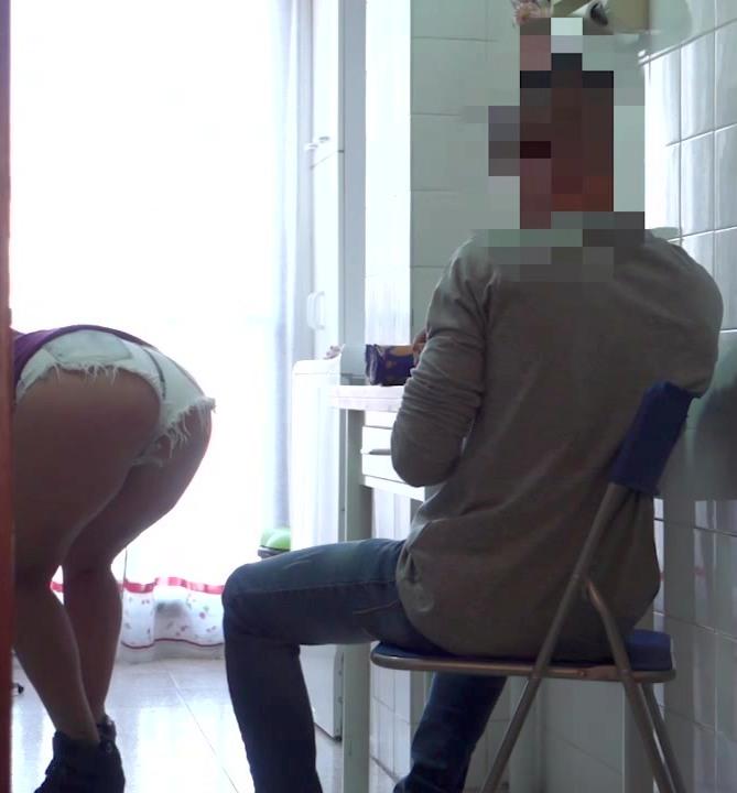 Fakings - Hada Black - Me follo al hijo de los duenos de la casa donde limpio (estaba loquito por mi). Nace Hada Black!!  [HD  720p]