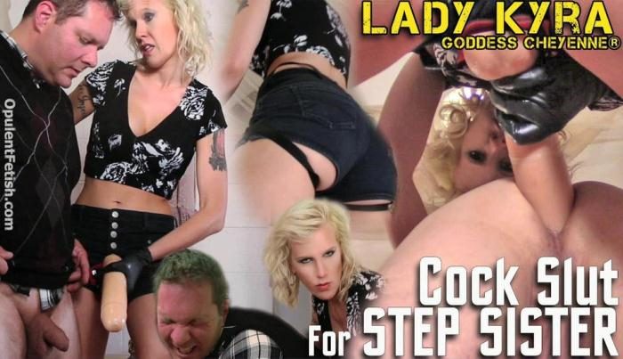 Cock Slut for StepSister (OpulentFetish) HD 720p