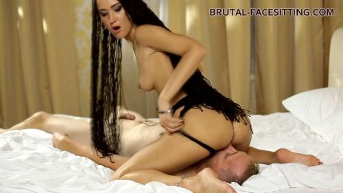 Brutal-Facesitting.com [Angie Moon - New Licker And Mistress] HD, 720p