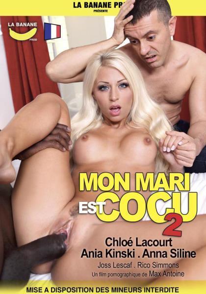 Chloe Lacourt, Anna Siline, Ania Kinski, Rico Simmons, Joss Lescaf - Mon Mari Est Cocu 2 (La Banane Prod) [SD 480p]