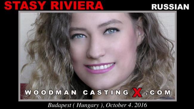 WoodmanCastingX: Stasy Riviera - Woodman Casting X (SD/2016)