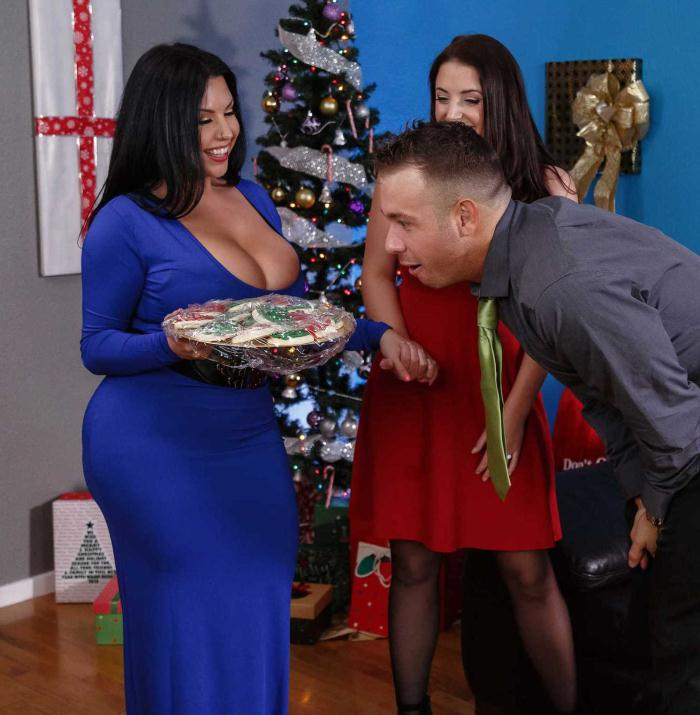 MyWifesHotFriend/NaughtyAmerica: Angela White, Sheridan Love - My Wifes Hot Friend  [HD 720p]  (Threesome)