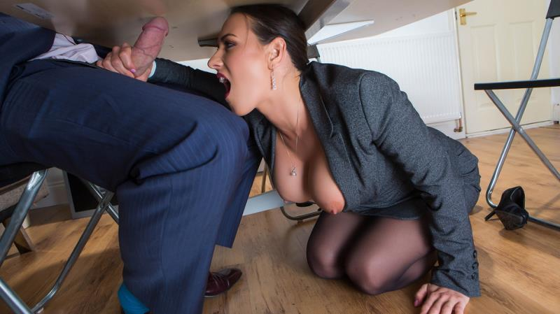 Mea Melone - Under The Table Deal  (2016/BigTitsAtWork/Brazzers/SD/480p)