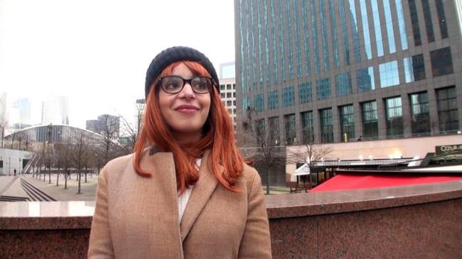JacquieEtMichelTV.net: Maria - Maria, 25ans, secretaire a La Defense! (FullHD/2016)