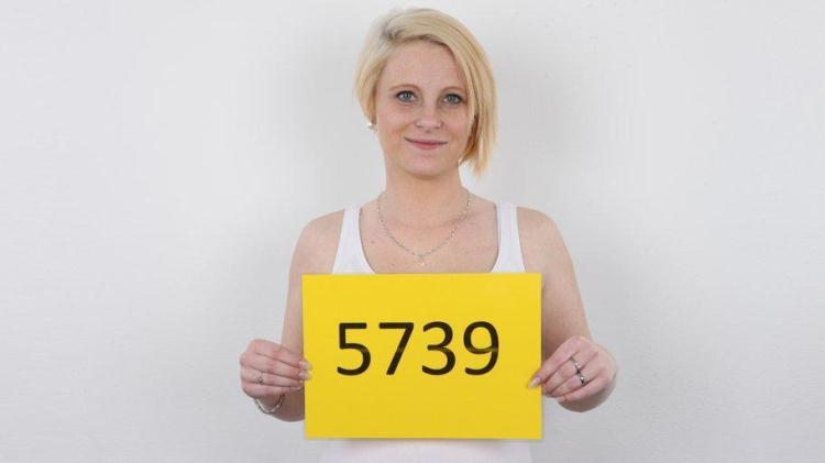 Kamila (5739) - Casting with Blonde / 24.12.2016 [CzechCasting, CzechAV / SD]
