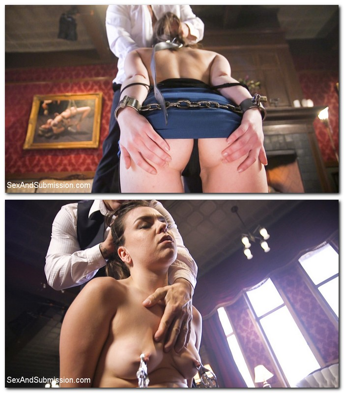 SexAndSubmission/Kink - Juliette March [Help Wanted] (SD 540p)