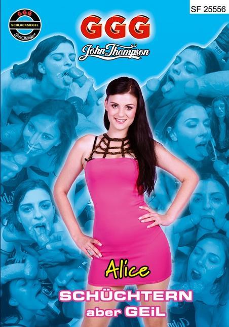 GGG: Alice Nice, Ani Black Fox - Alice, Schuchtern Aber Geil / Alice: Shy but Horny (SD/2016)
