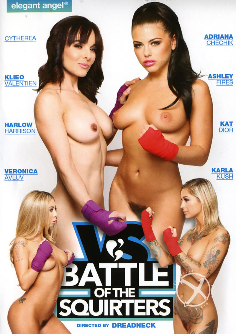 Battle Of The Squirters [DVDRip  404p]