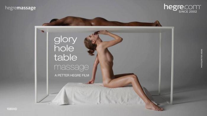 Charlotta - Glory Hole Table Massage [FullHD/1080p/660 MB]