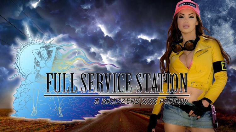 Nikki Benz - Full Service Station: A XXX Parody / 06.12.2016 [Brazzers / SD]
