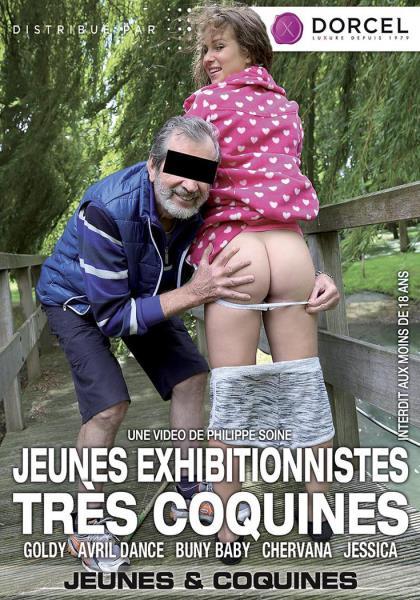 Jessica,Avril,Chervana Chianti,Philippe Soine - Jeunes Exhibitionnistes Tres Coquines (Dorcel) [HD 720p]