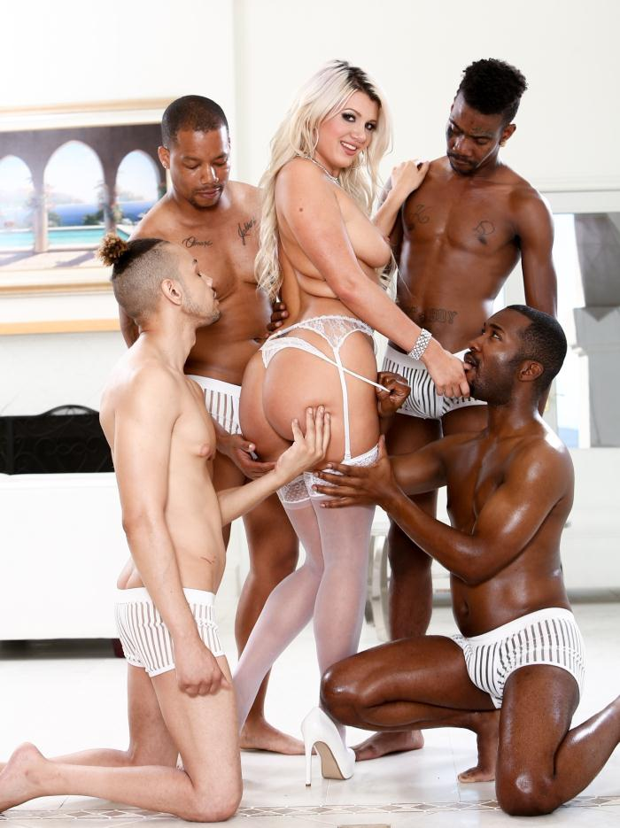 Layla Price - Blacked Out 6, Scene 1  [SD 544p]