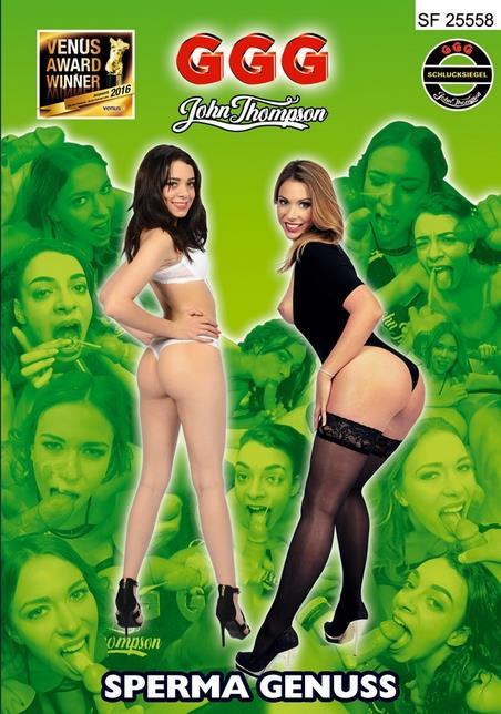 GGG: Ani Black Fox, Khadisha Latina - Sperma Genuss / Sperm Pleasure (SD/2016)