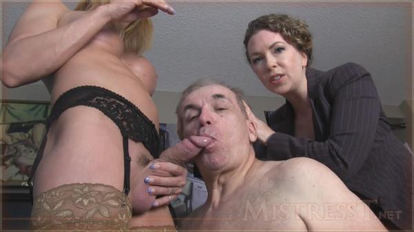 Mistress T - Politician Exposed As A Cocksucking Shemale Fan [MistressT.net] (HD, 720p)