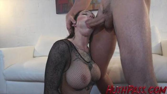 Hushpass: Harlow Harrison - Shes Beautiful and loves getting slammed by big D  [SD 360p] (421 MB)