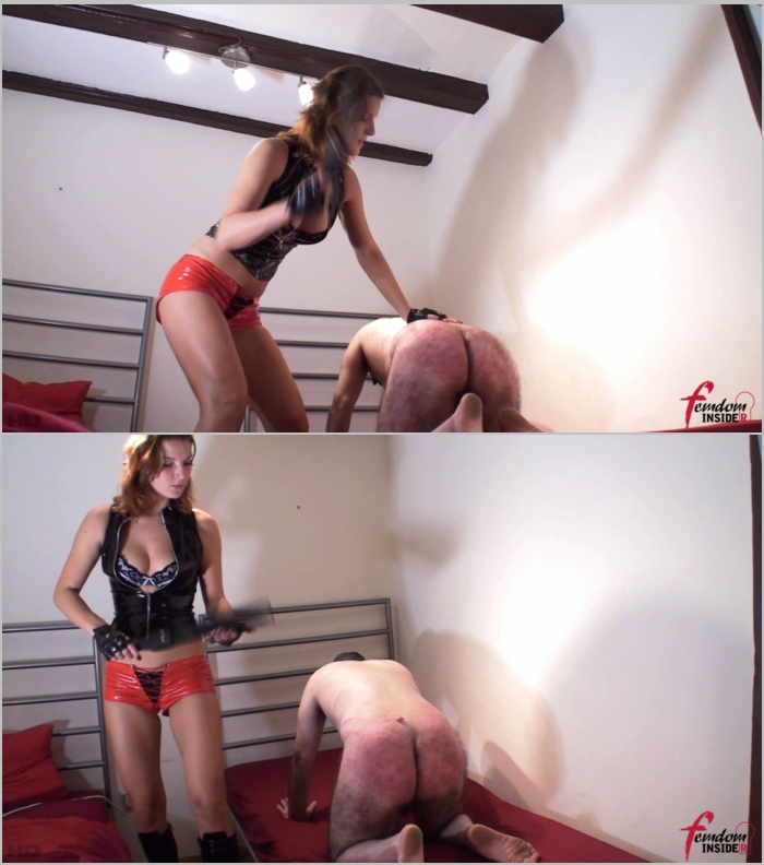 Mistress Nataly - Ass Up And Shut The Fuck Up (Femdom) [FullHD 1080] [FemdomInsider]