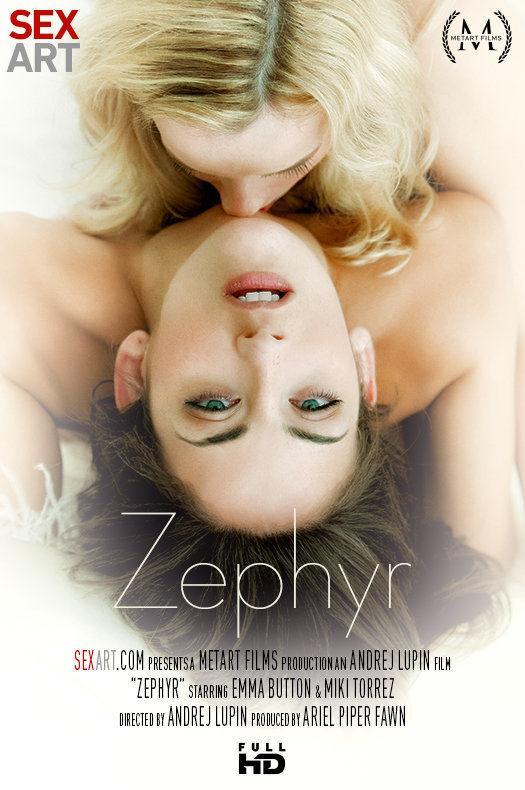 S3x4rt.com / M3t4rt.com: Emma Button & Miki Torrez - Zephyr [SD] (227 MB)