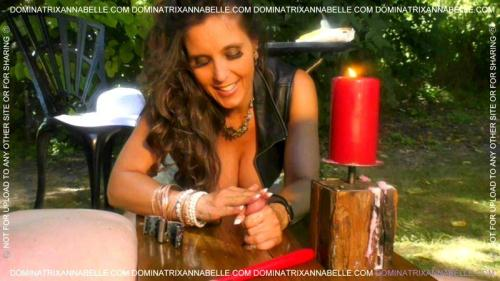 DominatrixAnnabelle.com [Annabelle - Super Charged Cum Shot] FullHD, 1080p